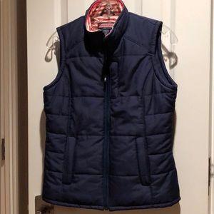 Vineyard Vines Fleece Lined Vest